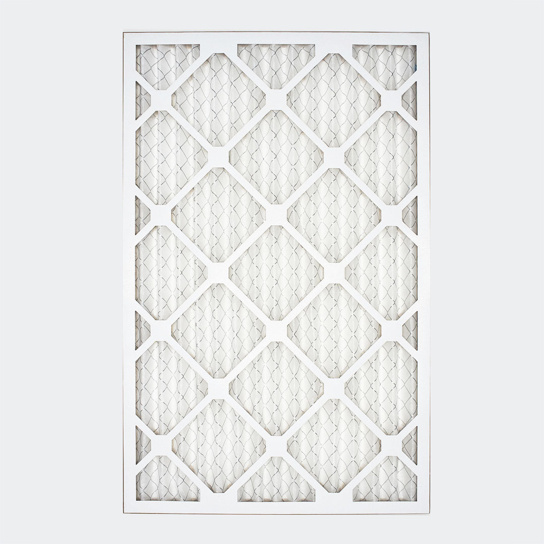 20x36x1 second nature air filter top view