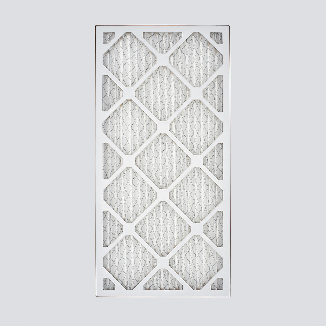 12x30x1 second nature air filter top view