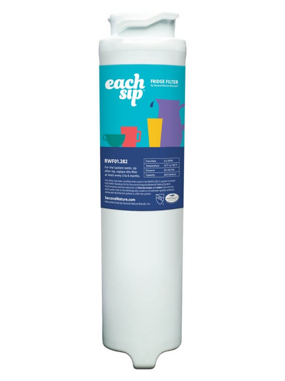 GE MSWF compatible each sip water filter