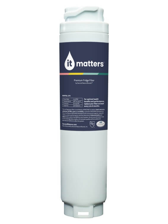 Bosch compatible it matters water filter