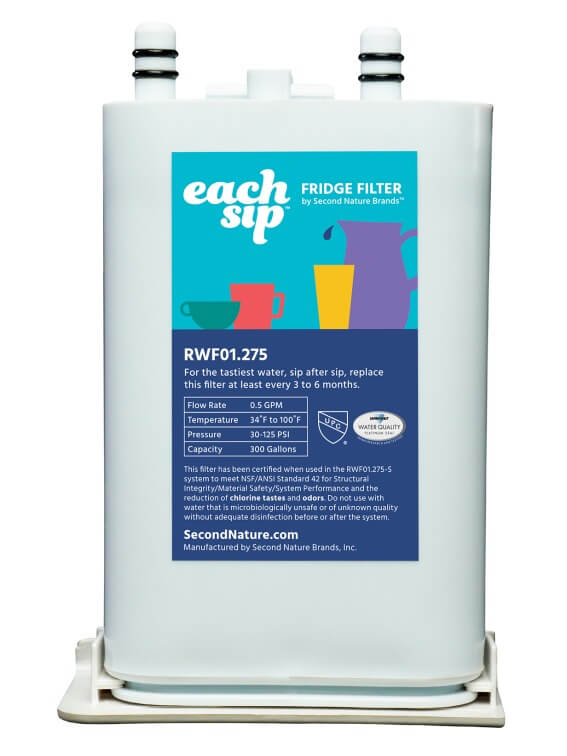 Electrolux compatible each sip water filter