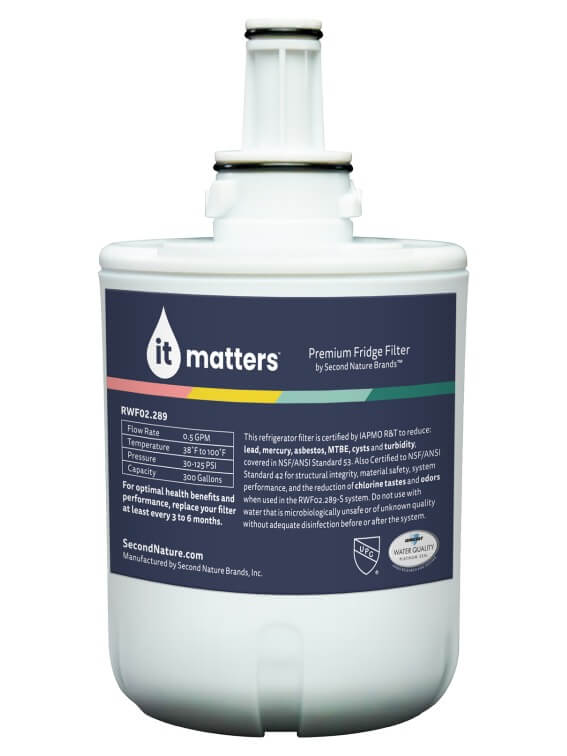 Samsung Water Filter Replacement It Matters