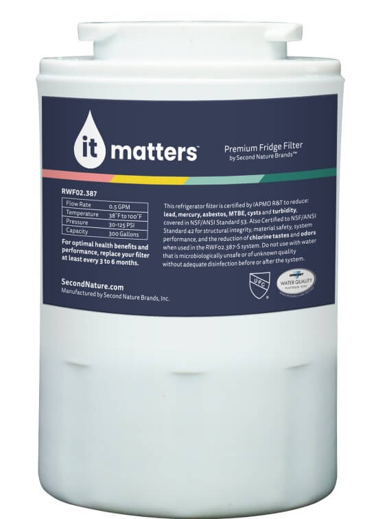 GE MWF replacement it matters water filter