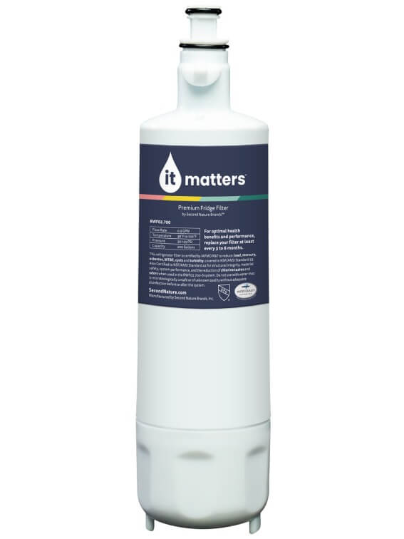 LG LT700P replacement it matters water filter