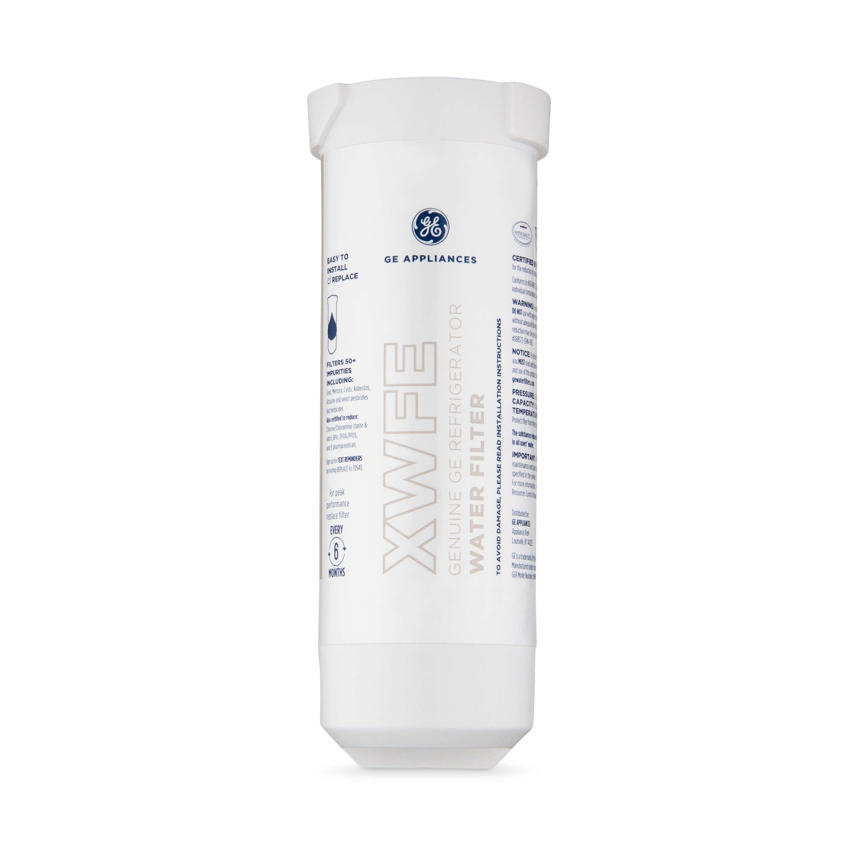 GE® XWFE Refrigerator Water Filter box