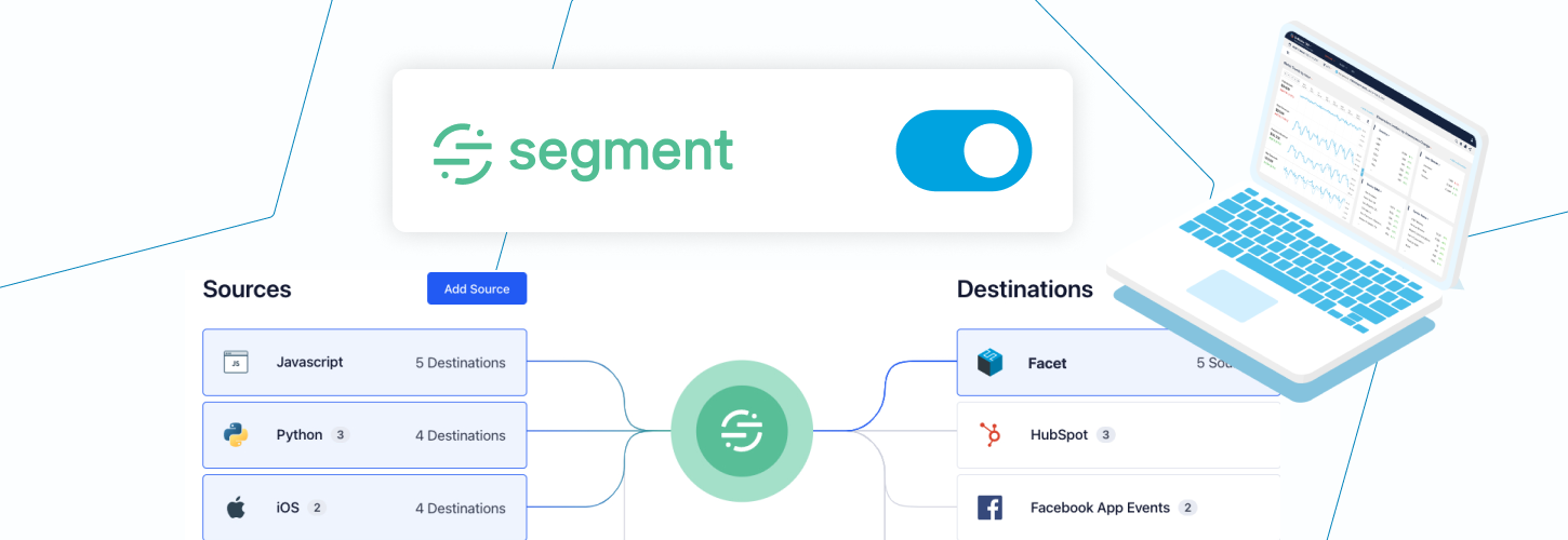 Facet as a Segment destination beta