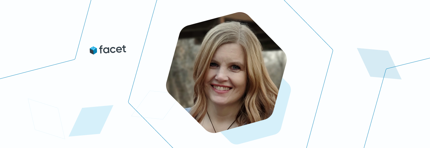 Welcome to Natalie Conklin, Vice President of Engineering at Facet Data