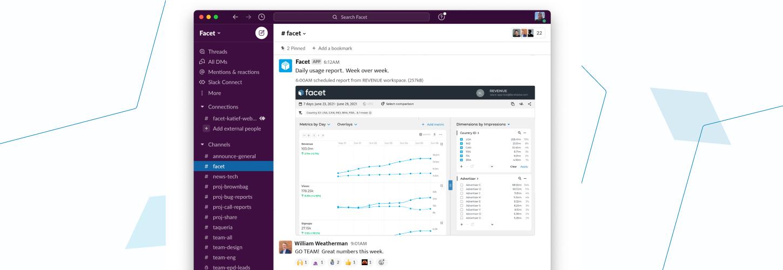 Enhancing our Slack Integration for Increased Collaboration