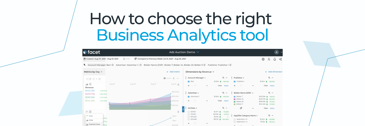 How to Choose the Right Business Analytics Tool