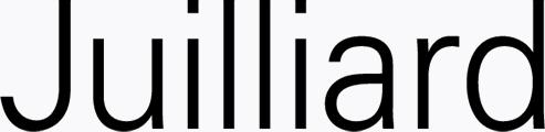 Julliard Logo