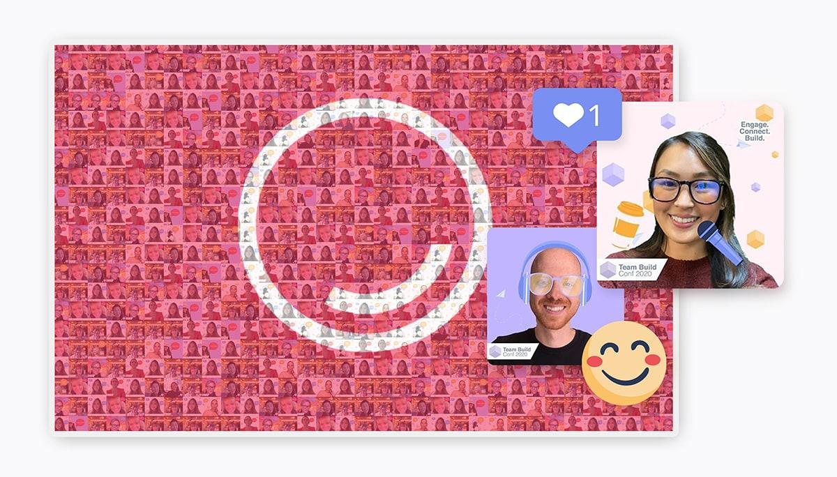 Virtual Photo Mosaic