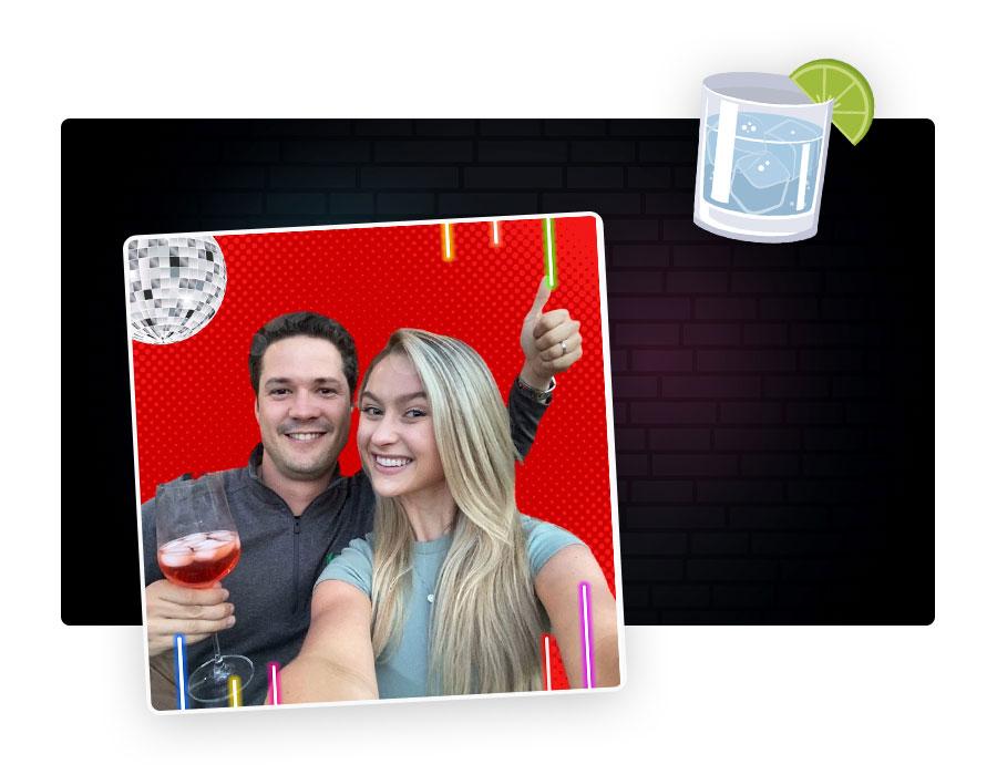 Virtual Photo Booth Theme