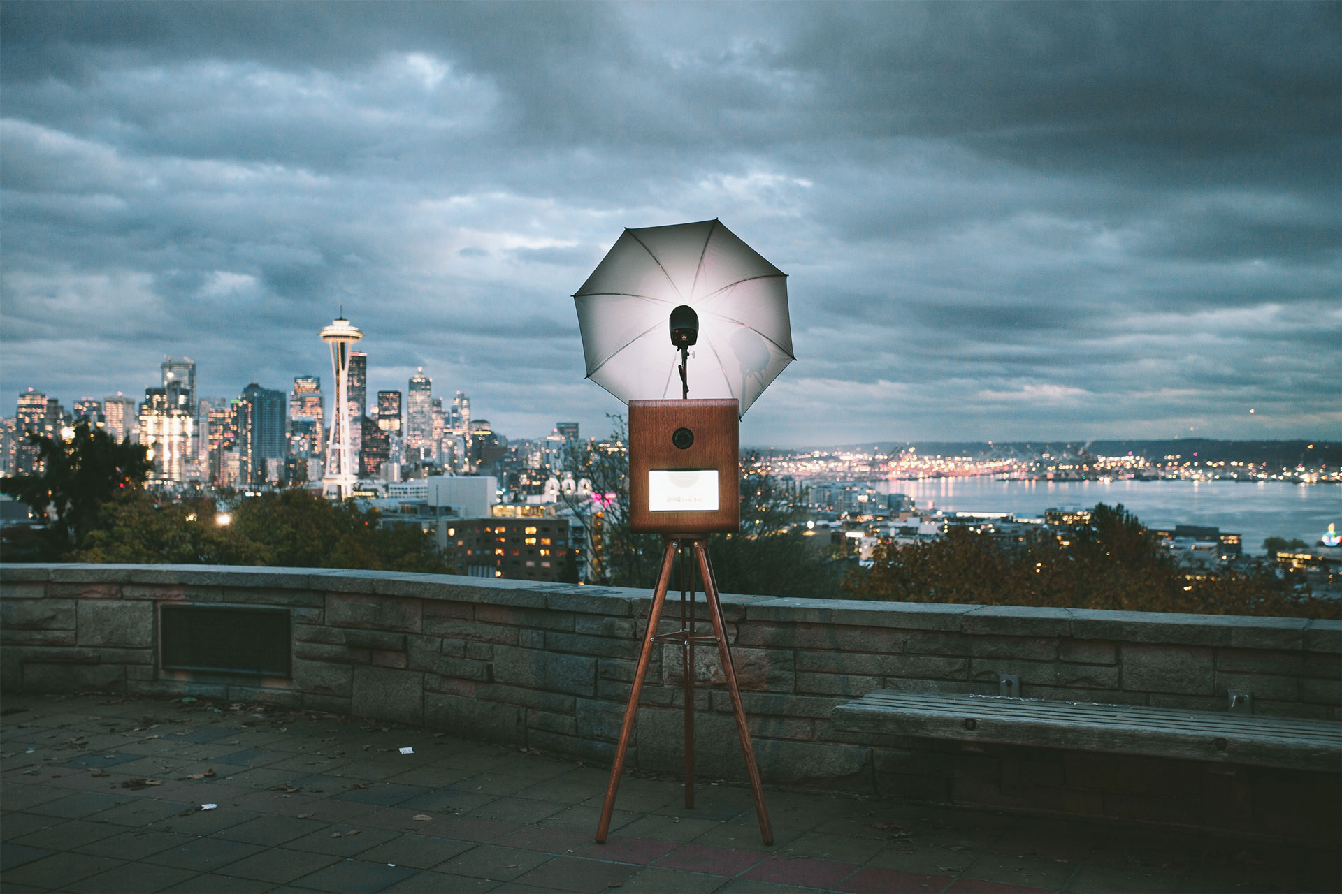 Seattle photo booth