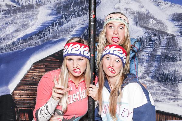 Ski Resort Photo Booth
