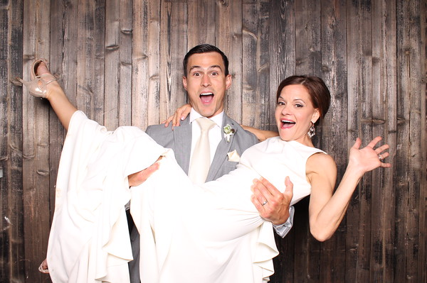 Wedding fun photo experience
