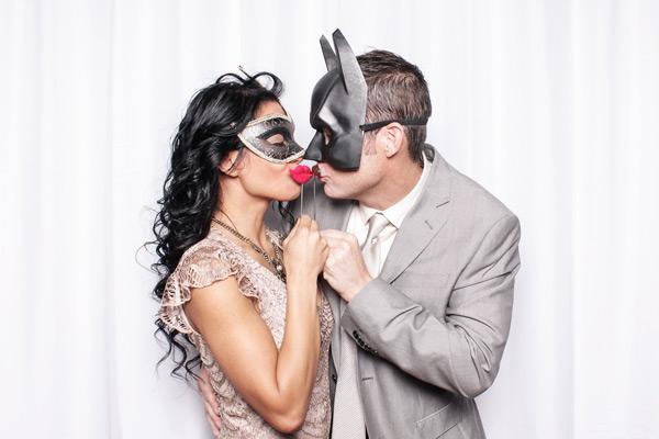 Masquerade Photo Booth