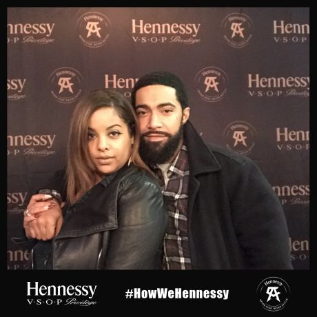 Hennessy photo booth experience case study