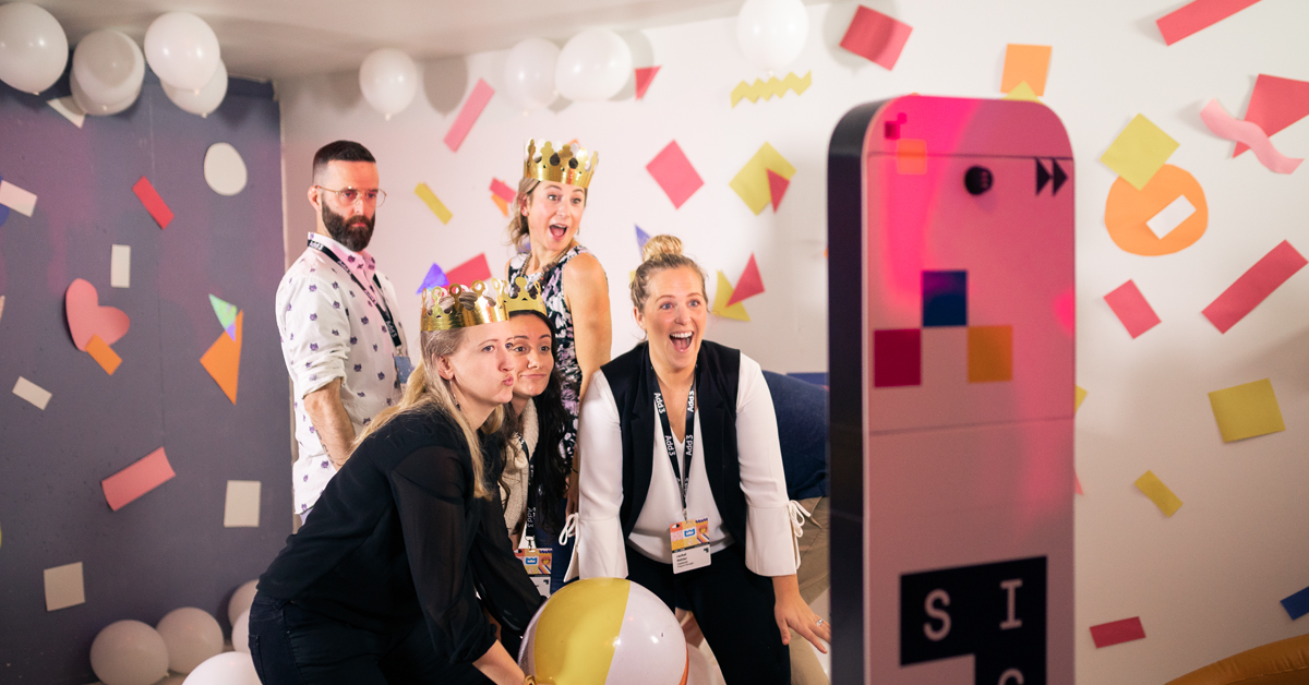 Party with The SnapBar at photobooths.co