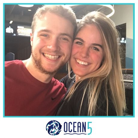 Ocean5 photo booth experience
