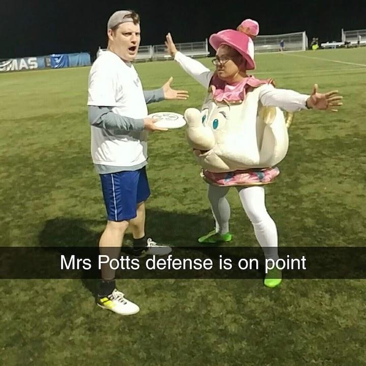 Silly Ms. Potts