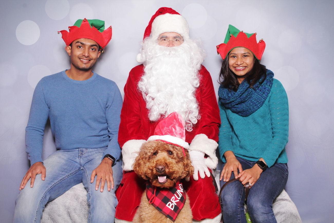 Santa Photo Booth