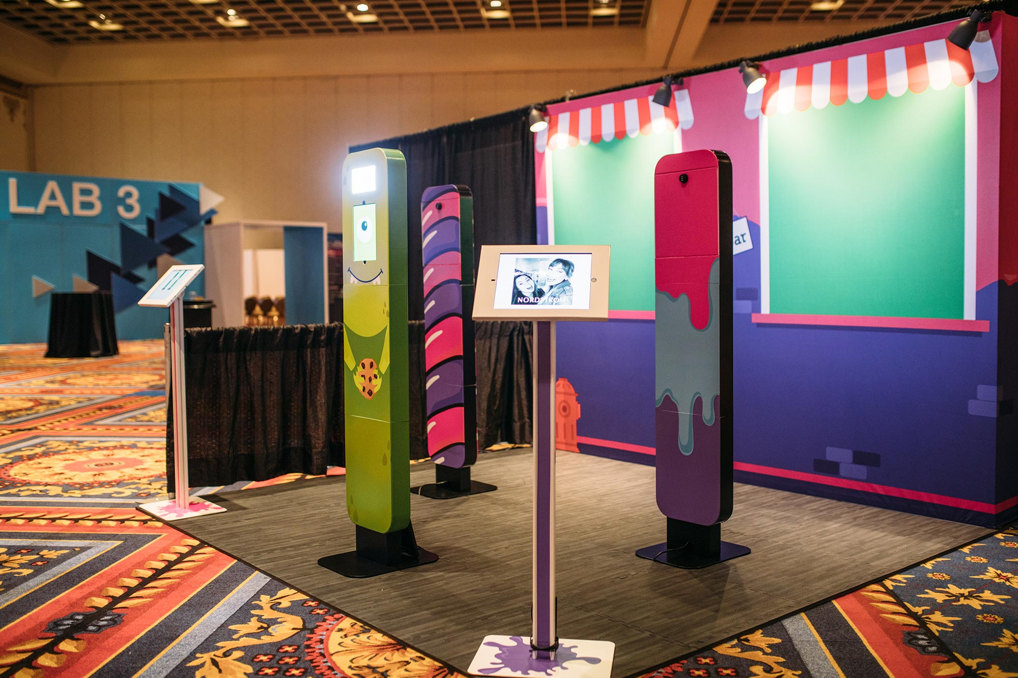 Expo and Trade Show Photo Booth