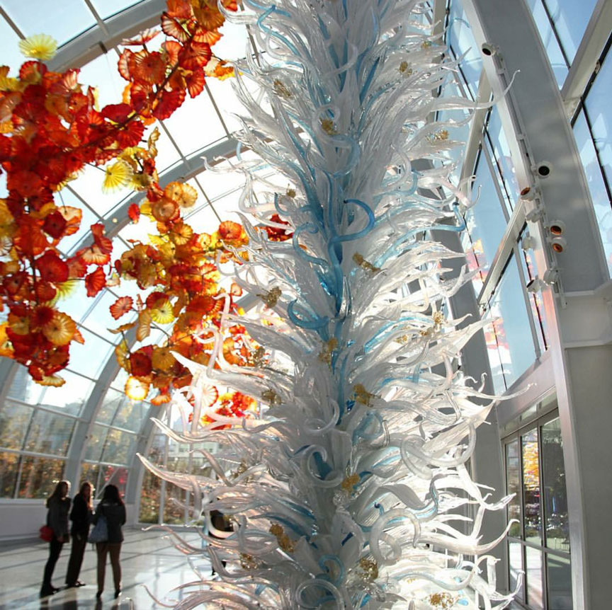 Chihuly garden of glass venue