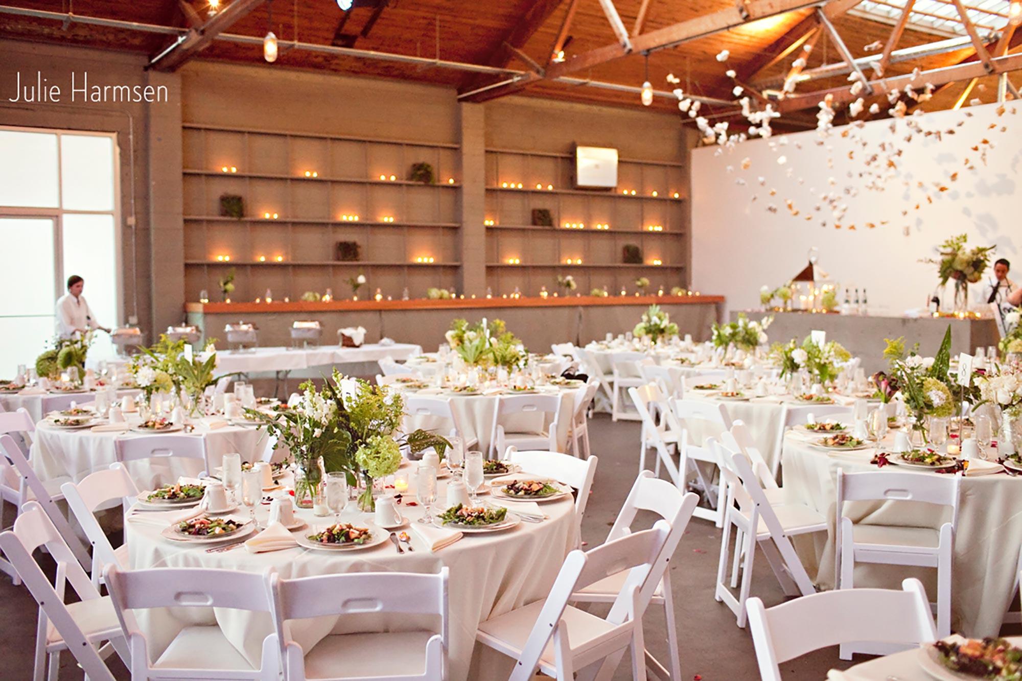 Westlake Seattle wedding venue