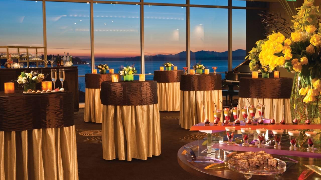 Seattle Four Seasons wedding venue