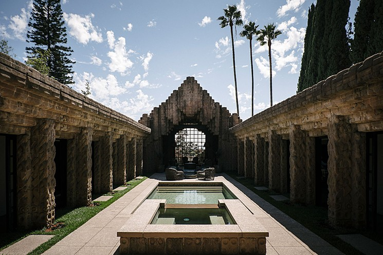 The Sowden House Los Angeles Event Venue