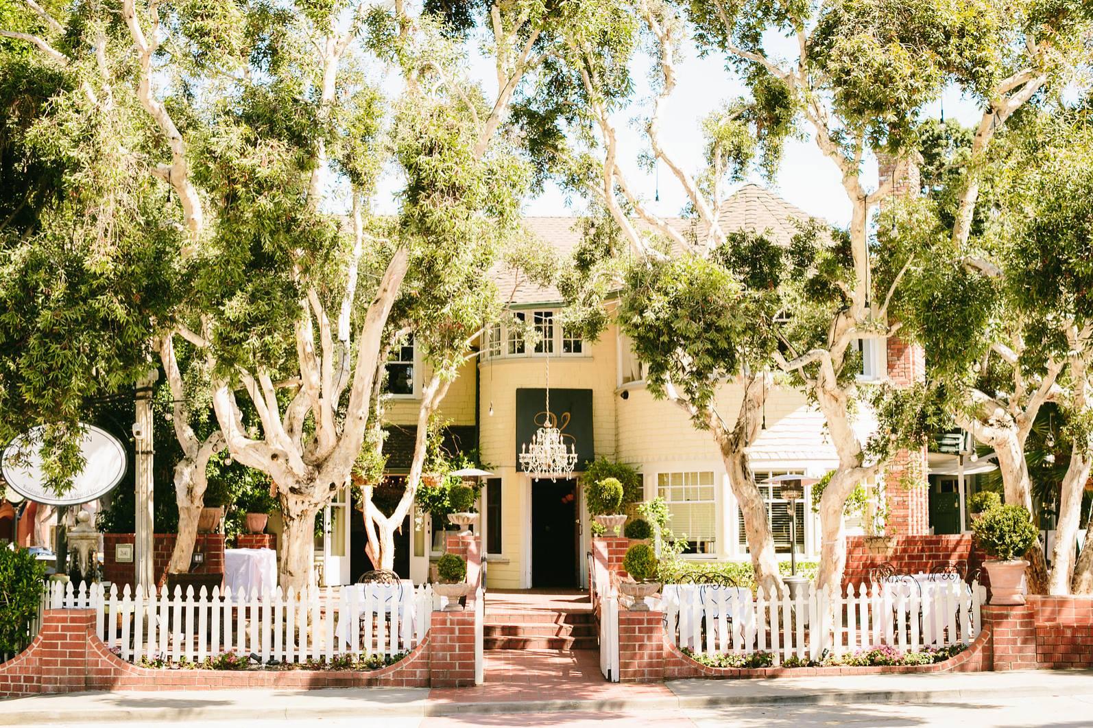 The Victorian Los Angeles Wedding Venue