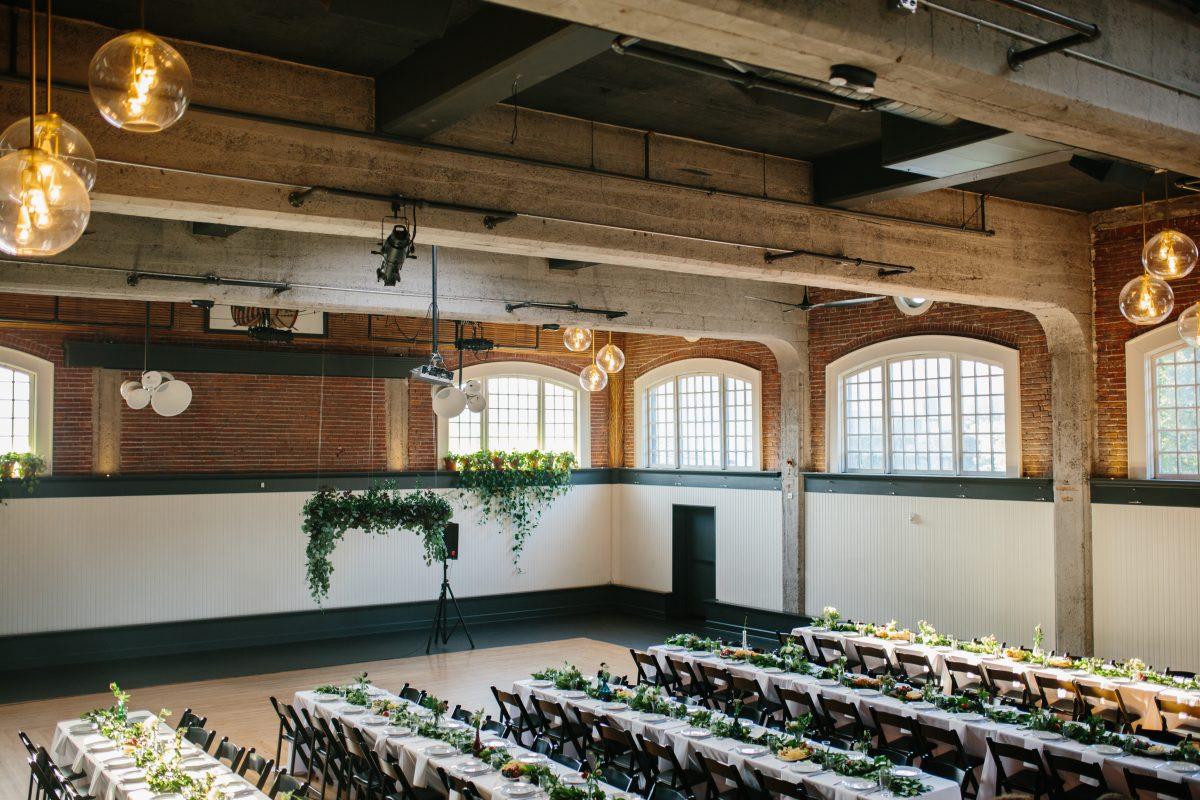 The Evergreen Portland event venue