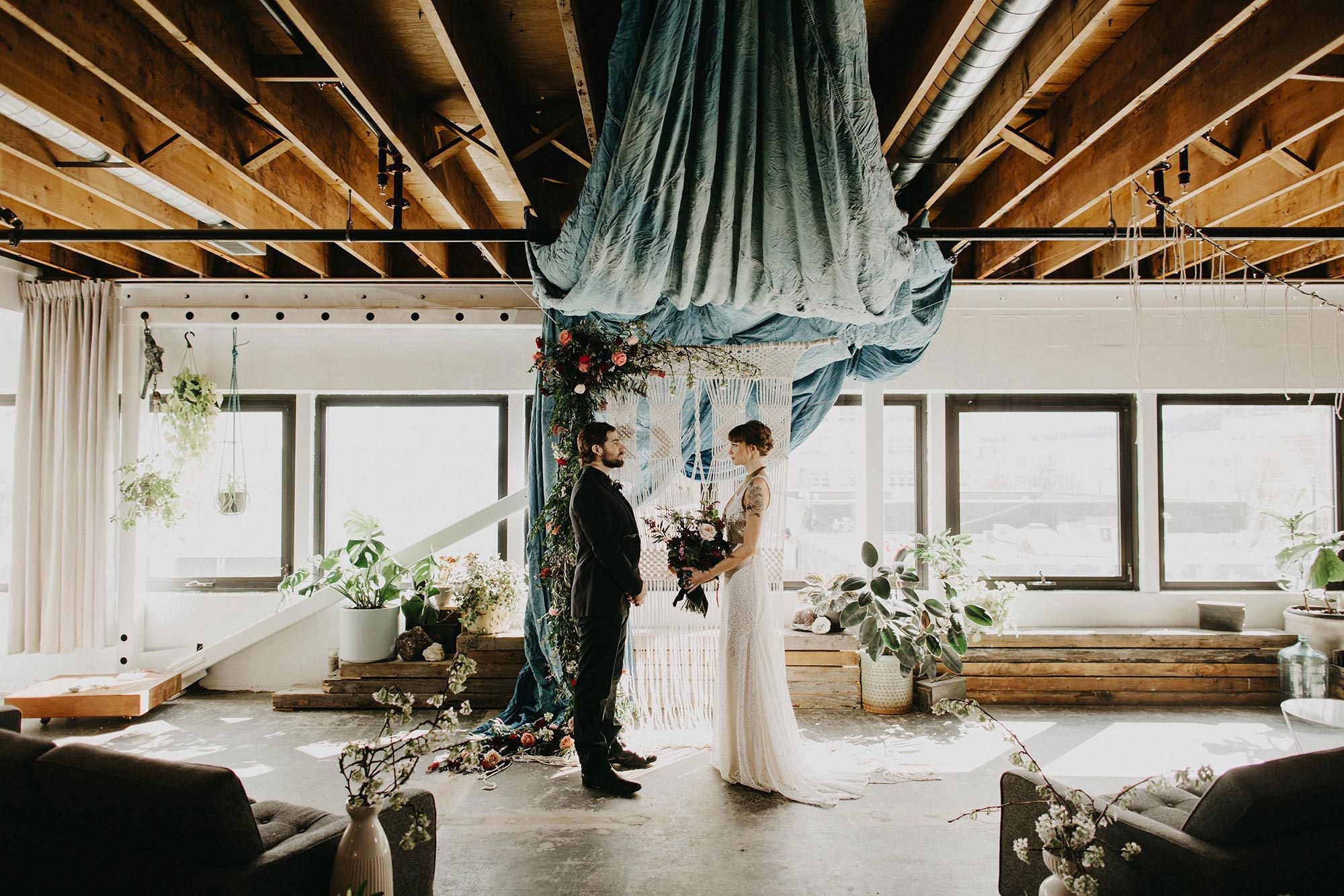 Union Pine Portland Wedding Venue