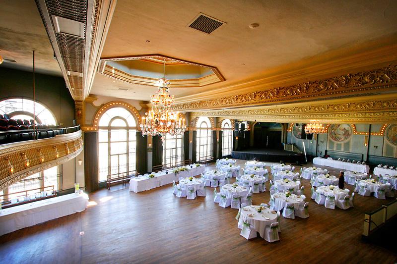 McMenamin's Crystal Ballroom event venue Portland