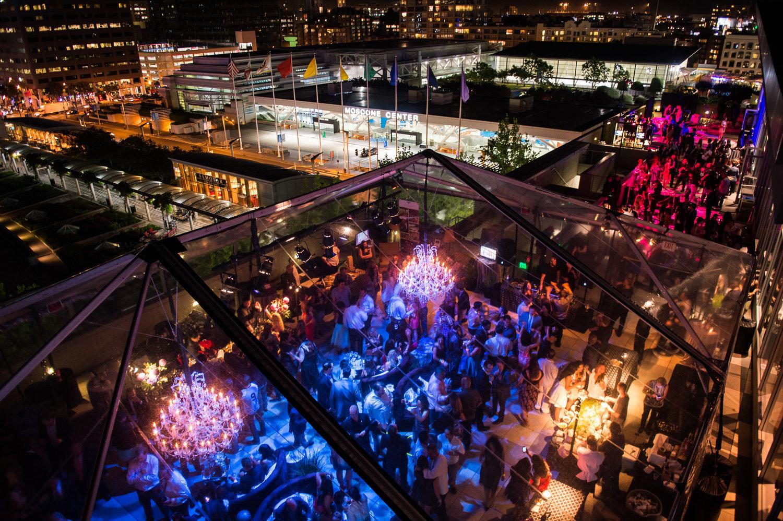 Cityview at Metreon San Francisco Event Venue