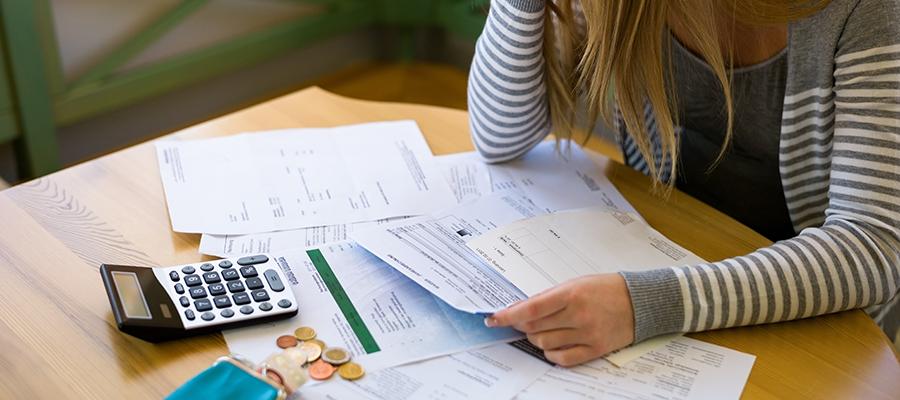 Luottotiedot, maksuhäiriömerkinnät ja luottotietorekisteri pähkinänkuoressa