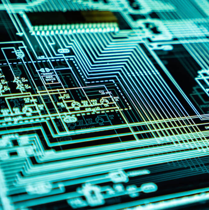 Cyber security circuit