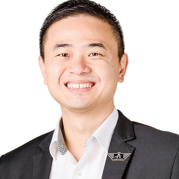 Yeoh Cheng Huann, ChFC,CLU
