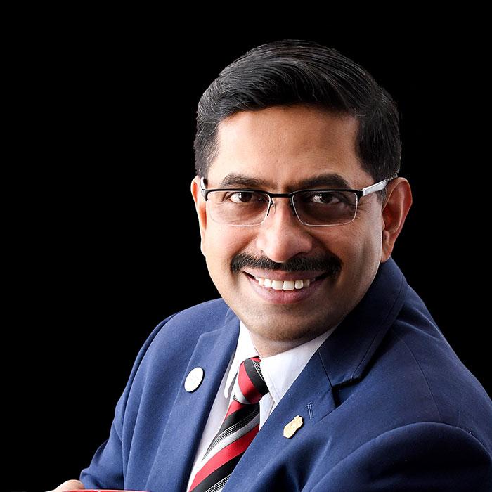 Cherian Panavila John, MBA, FAIQ (CII)