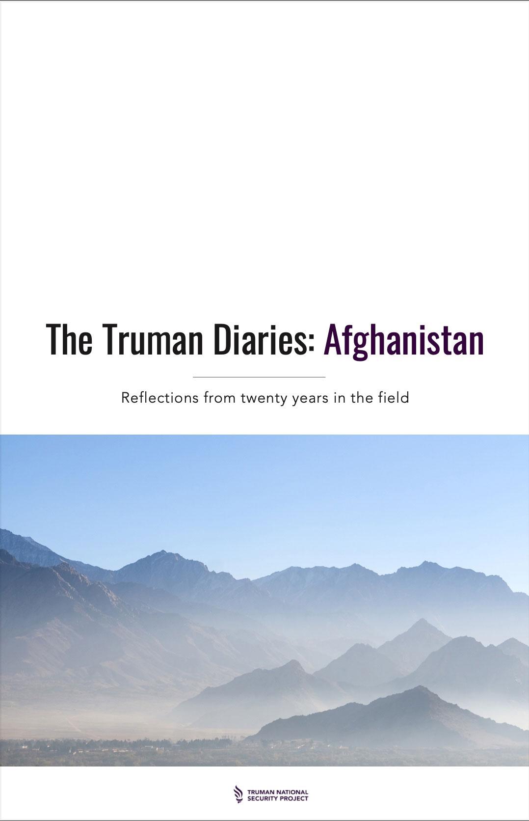 The Truman Diaries: Afghanistan