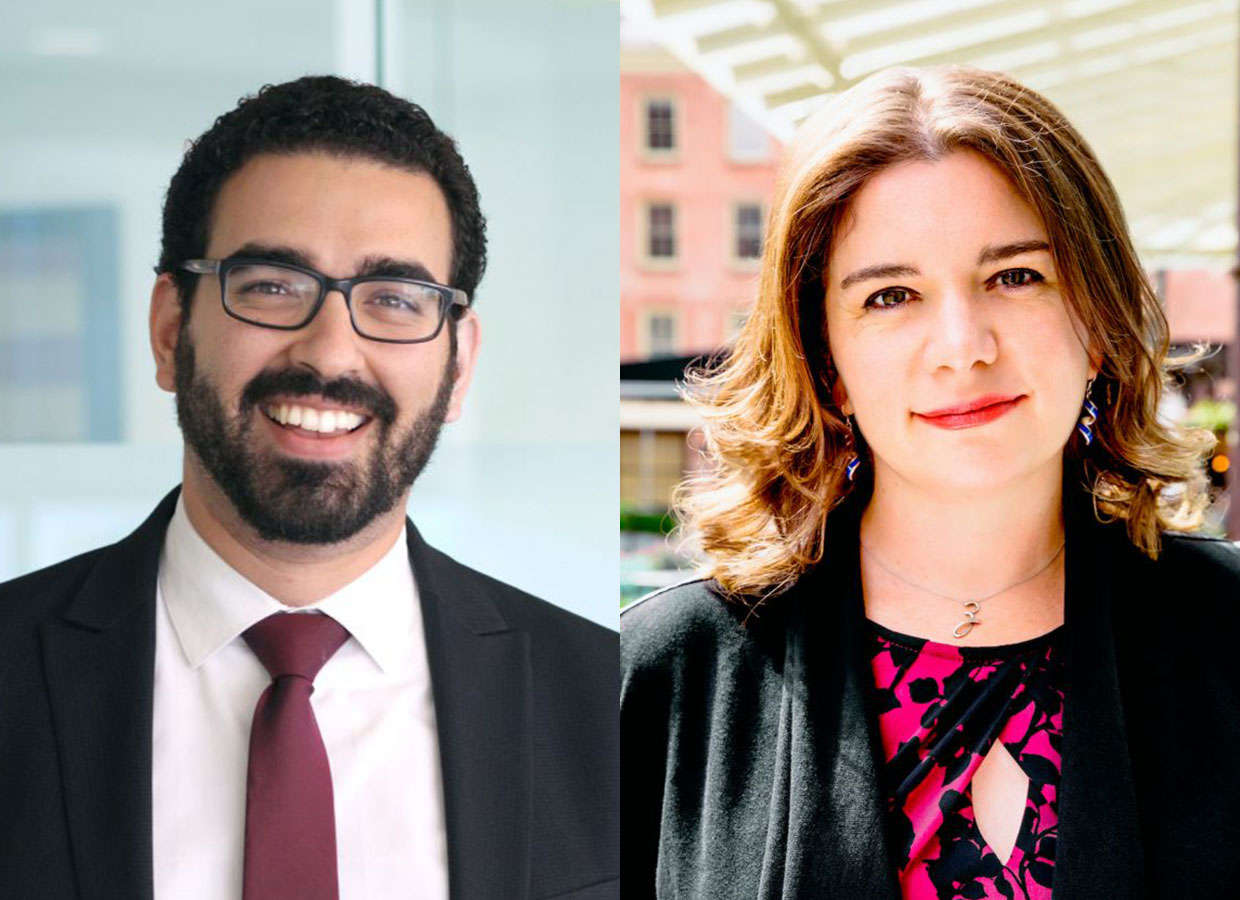 Two New Staff Join Truman: Kayvan Chinichian New Development Director, Camille Mackler New Migration Fellow