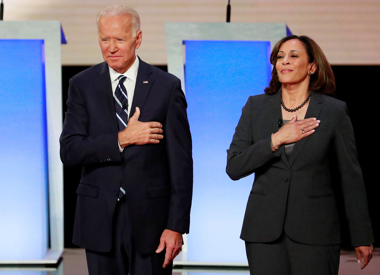 Day 1 and Day 100 National Security Policy Recommendations to the Biden-Harris Transition Team