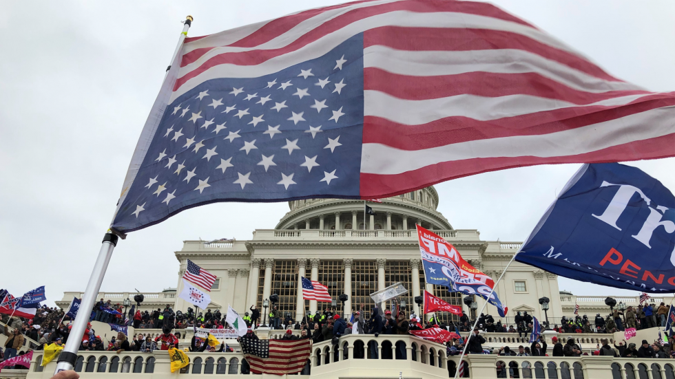 What Americans Make of the January 6 Chaos at the Capitol
