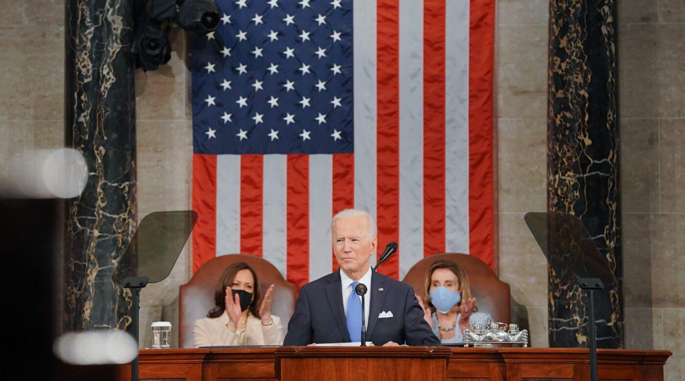 Truman Members React to President Biden's Speech to Congress