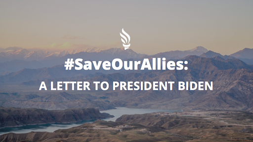 Save Our Allies: A Letter to President Biden