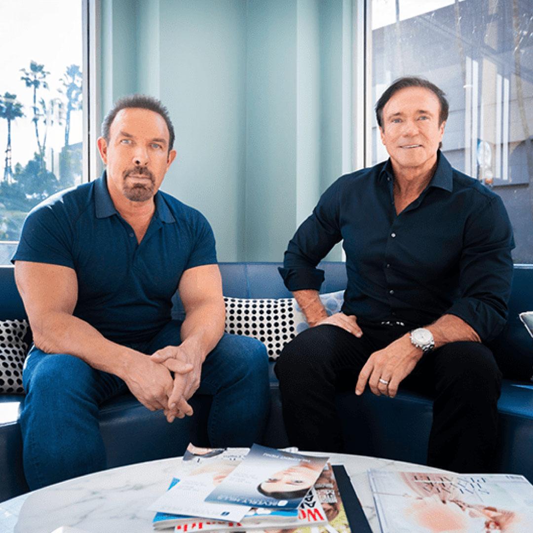 Beverly Hills Rejuvenation Center Dan Holtz and Devin Haman About Us