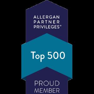 Allergan Partners Privileges Award