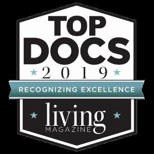 Living Magazine Top Docs Award