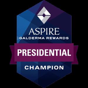 Restylane Presidential Champion Award