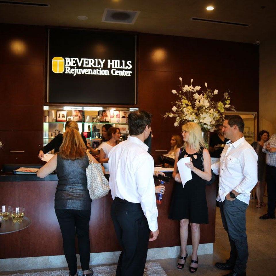 Opening of Beverly Hills Rejuvenation Center Dallas